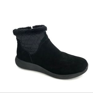 👗Bare Traps Leather Ankle Cold Weather Boots 10